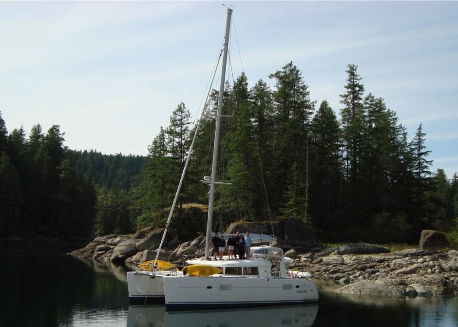 Desolation Sound Yacht Charters, 1819 Beaufort Ave 101 ...