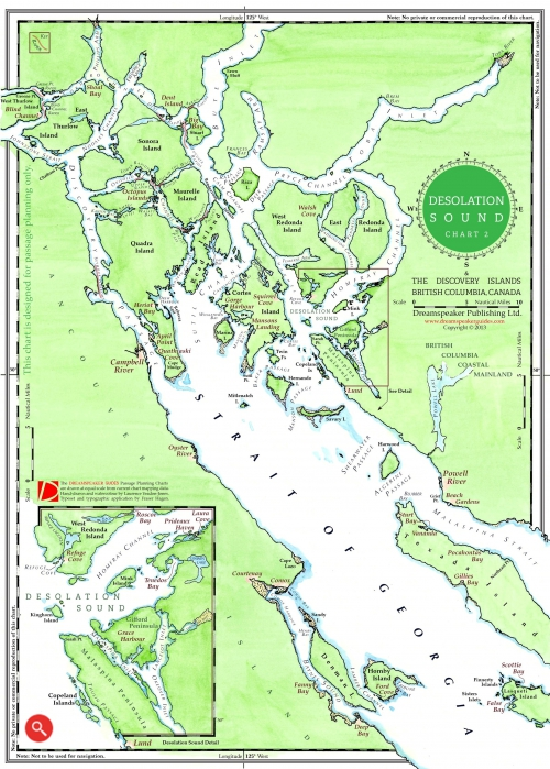 Desolation Sound The Discovery Islands | Download eBook ...